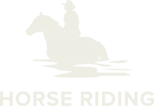 Hastings River Horse Riding Logo -